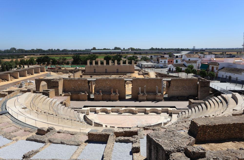 Teatro Romano de Itálica (Santiponce, Sevilla)