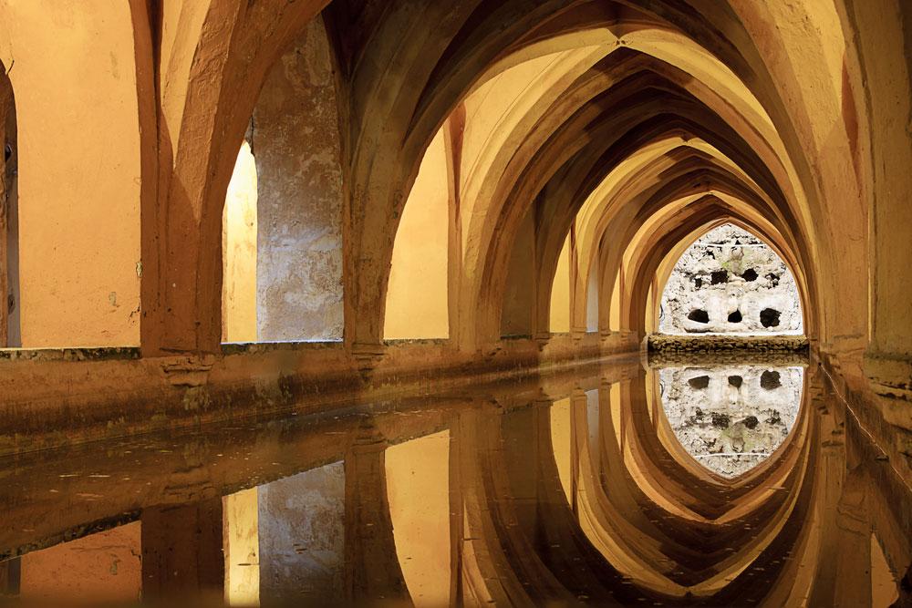 Baños del Alcázar de Sevilla