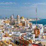 Vista panorámica de la ciudad de Cádiz