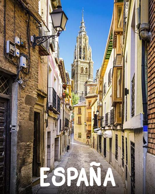 Visitas Guiadas en España por guías turísticos profesionales