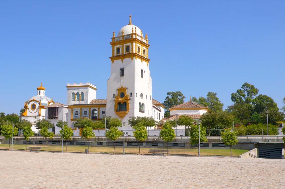 Pabellón de Argentina en Sevilla