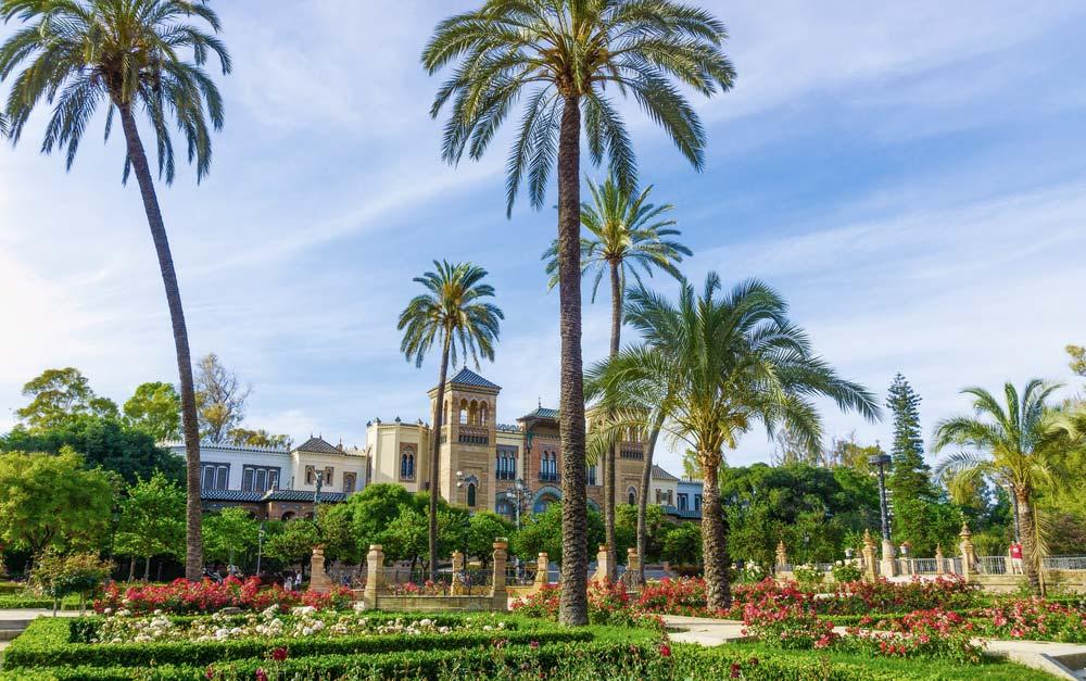 Parque María Luisa, Sevilla