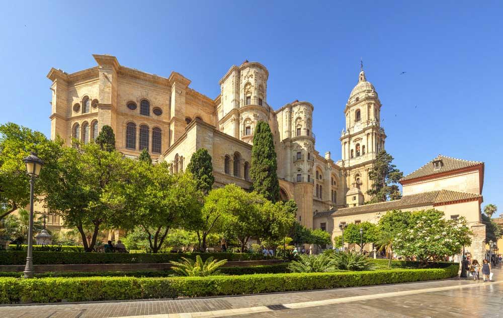 Catedral de Málaga - Visitas guiadas Sevilleventours