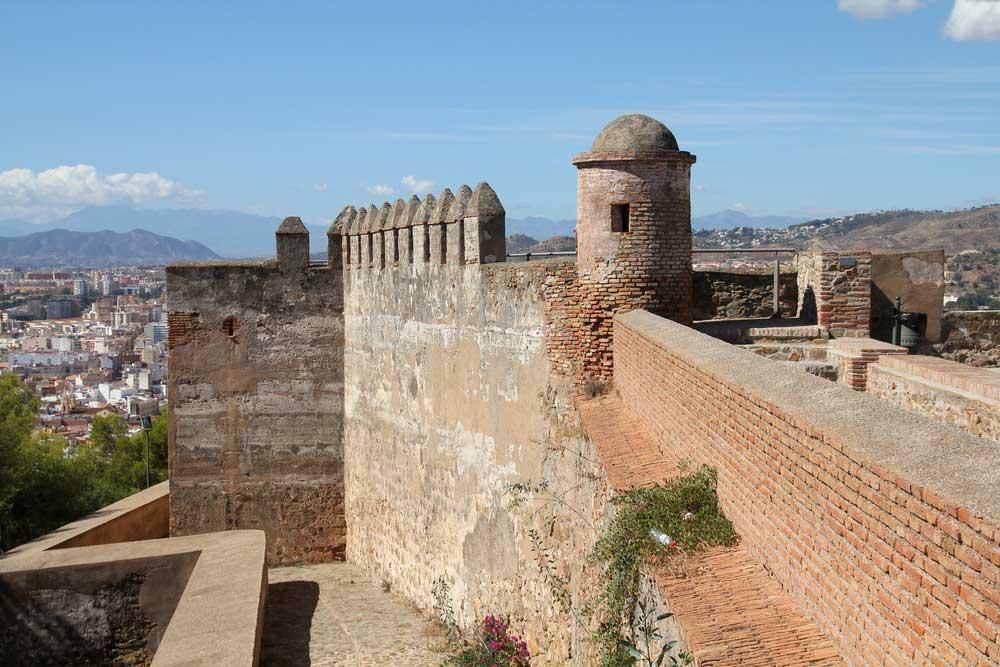 Castillo de Gibralfaro Málaga - Visitas guiadas Sevilleventours